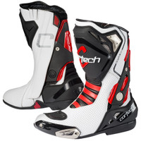 Cortech Impulse Air RR Boots White