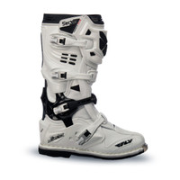 Fly Racing Sector White Boots 2