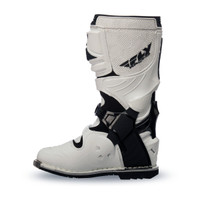 Fly Racing Sector White Boots 3