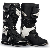 Fly Racing Sector Black Boots