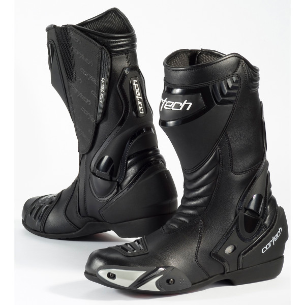 Cortech Latigo Waterproof RR Boot Black