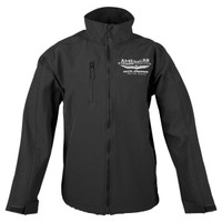 Honda Goldwing Soft Womens Shell Jacket Black