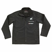 Honda Racing Soft Shell Jacket Black