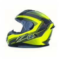 Zox Odyssey Excaliber Helmets Hi Viz 2