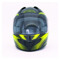 Zox Odyssey Excaliber Helmets Hi Viz 1