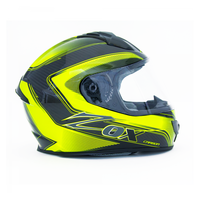 Zox Odyssey Excaliber Helmets Hi Viz