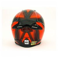 Zox Odyssey Excaliber Helmets Red 2