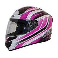 Zox Thunder R2 Anthem Helmets Pink