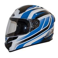 Zox Thunder R2 Anthem Helmets Blue