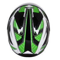 Zox Thunder R2 Force Helmets Green 2