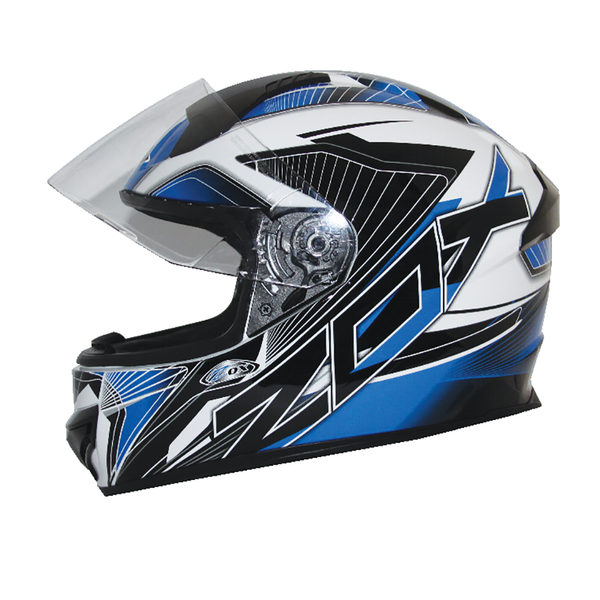 Zox Thunder R2 Force Helmets Blue