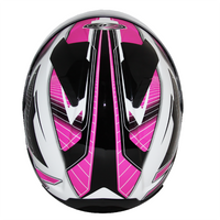 Zox Thunder R2 Force Helmets Pink 3