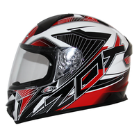 Zox Thunder R2 Force Helmets Red 2