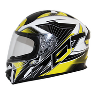Zox Thunder R2 Force Helmets Yellow 2