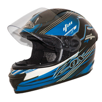 Zox Primo Junior Hero Helmets Blue 1