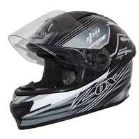 Zox Primo Junior Hero Helmets Silver 1
