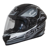 Zox Primo Junior Hero Helmets Silver