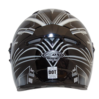 Zox Primo Junior Hero Helmets Silver 2