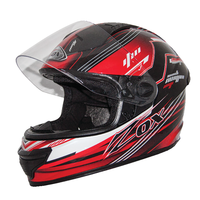 Zox Primo Junior Hero Helmets Red 1