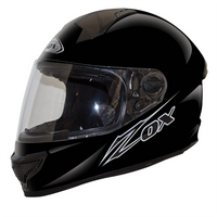 Zox Primo Junior Solid Helmets Balck
