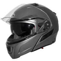 Zox Condor Svs Solid Helmets Silver