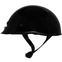 Zox Mikro Custom Solid Helmets  Matte Black