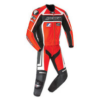 Joe Rocket Speedmaster 5.0 Two Piece Race Suit Red