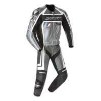 Joe Rocket Speedmaster 5.0 Two Piece Race Suit Silver