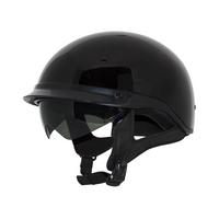 Zox Roadster Ddv Solid Helmets Black 1