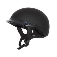 Zox Roadster Ddv Solid Helmets Matte Black