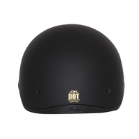 Zox Roadster Ddv Solid Helmets Matte Black 2