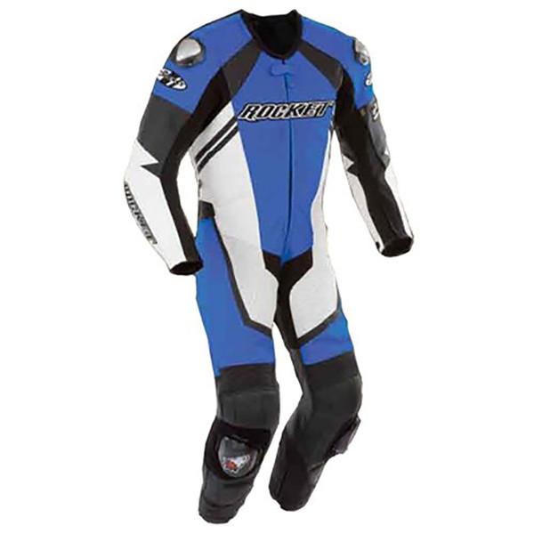Joe Rocket Speedmaster 6.0 One-Piece Race Suit Blue