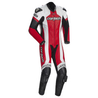 Cortech Adrenaline RR One-Piece Race Suit Red
