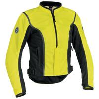 Firstgear Contour Mesh Womens Jacket Yellow