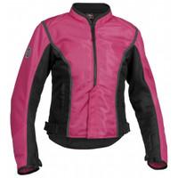 Firstgear Contour Mesh Womens Jacket Pink