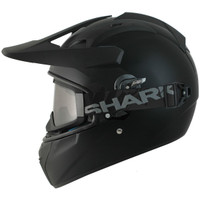 Shark Explore-R Helmet  Black
