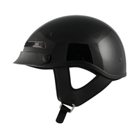 Zox Alto Custom Solid Helmets Black