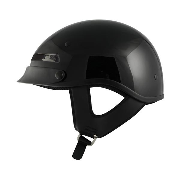 Zox Alto Custom Solid Helmets Black