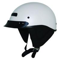 Zox Alto Custom Solid Helmets  White