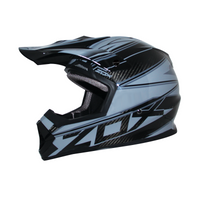 Zox Matrix Carbon Abyss Helmets Grey