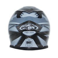 Zox Matrix Carbon Abyss Helmets Grey 2