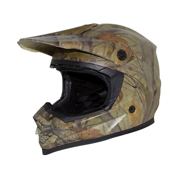 Zox Rush Camo Helmets Camo