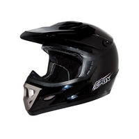 Zox Rush Junior Solid Helmets Black