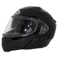 Zox Condor SVS Modular Snow Helmet with Electric Shield Black