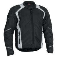 Firstgear Mesh-Tex Jacket Black