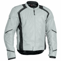 Firstgear Mesh-Tex Jacket Silver