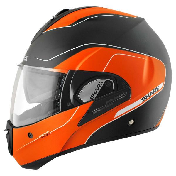 Shark Evoline 3 ST Arona Helmet Orange