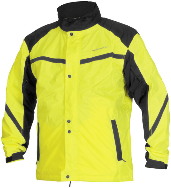 Firstgear Sierra Day Glo Jacket Yellow