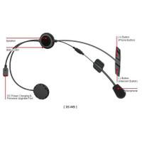 Sena 3S-WB Bluetooth Headset - Universal Mic 2