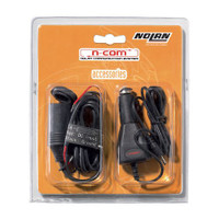 Nolan N-Com Bike Battery Charger 1
